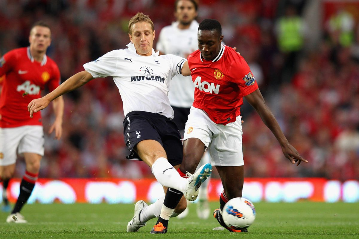 Michael Dawson has been out for a while, and he's going to continue to be out.