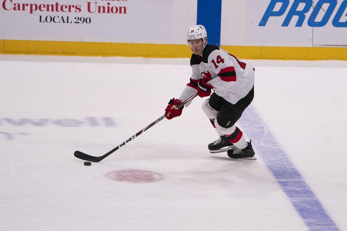 NHL: MAY 06 Devils at Islanders