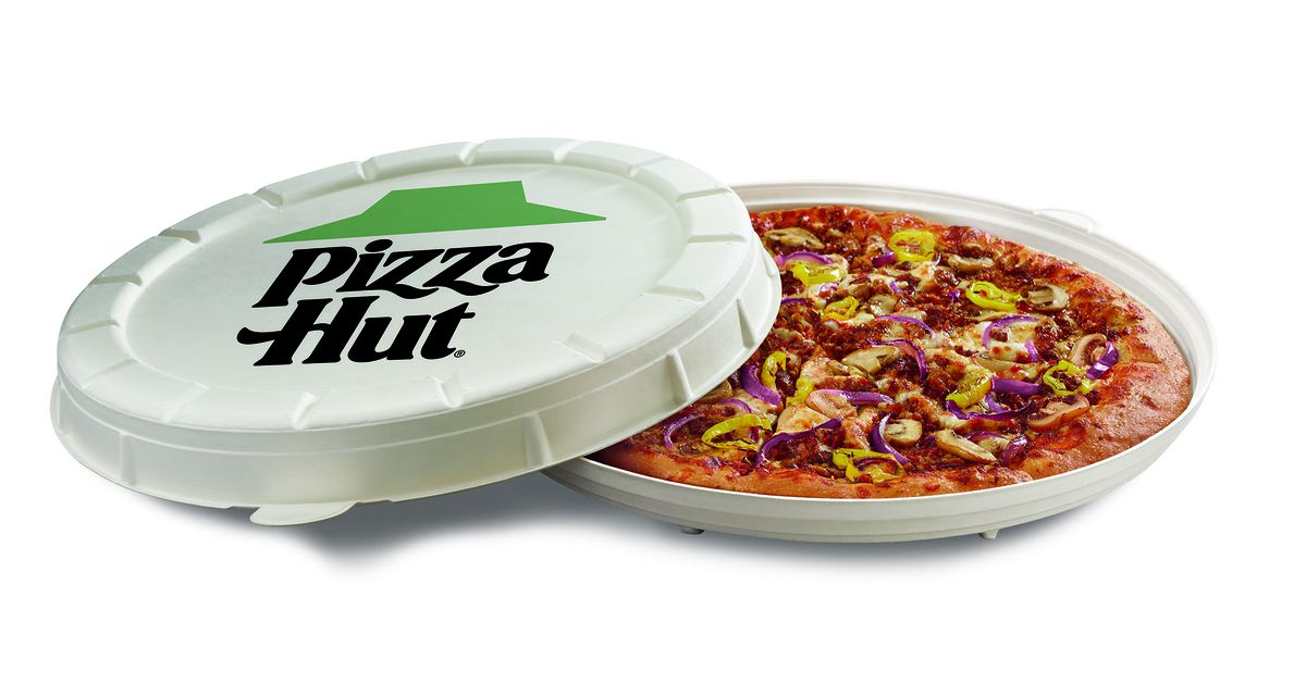 Pizza Hut is testing plant-based 'Incogmeato' sausage toppings and round boxes
