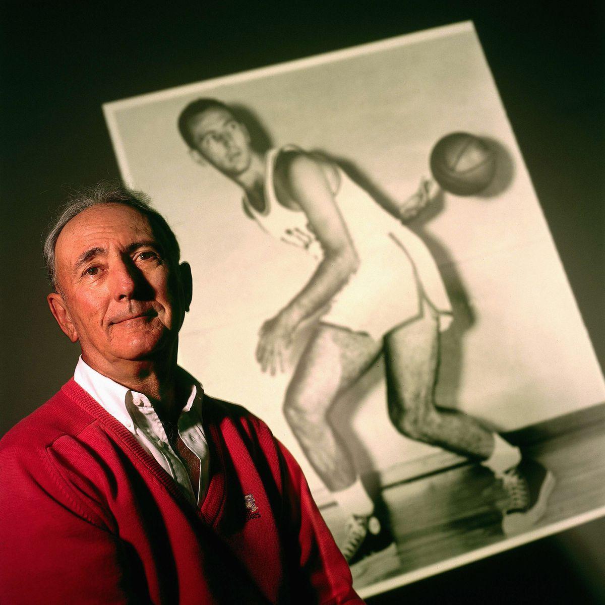 Bob Cousy Portrait