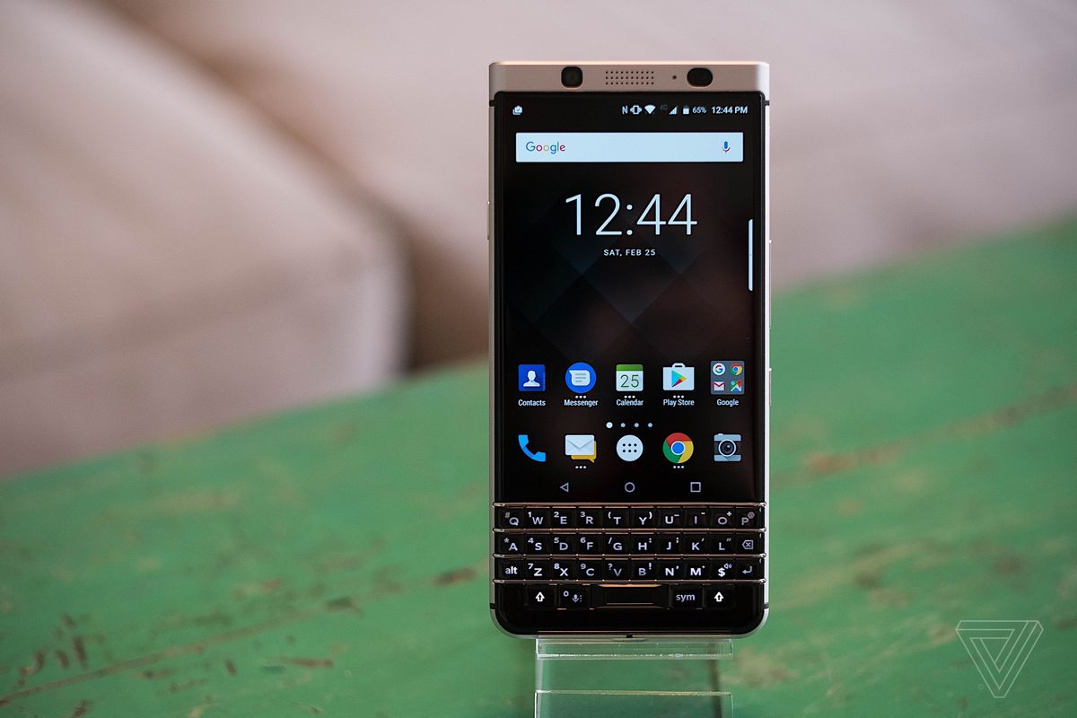 Sprint May Launch BlackBerry KEYOne Soon