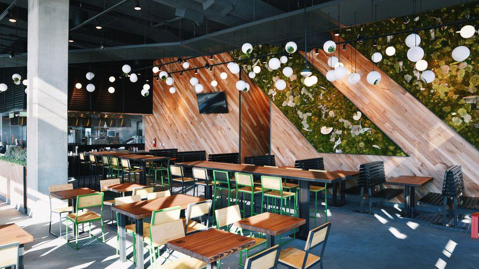 Lamar Cafe London