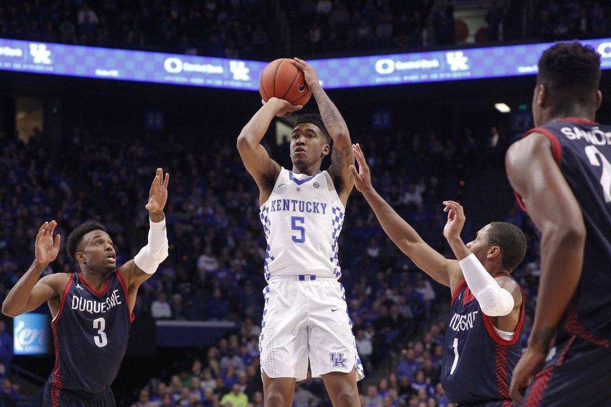 Kentucky Basketball Announces Tv Schedule Game Times And: Kentucky Basketball Vs Cleveland State: Game Time, TV