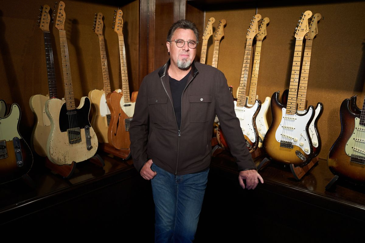 Vince Gill releases 'my most truthful album so far' with 'Okie'