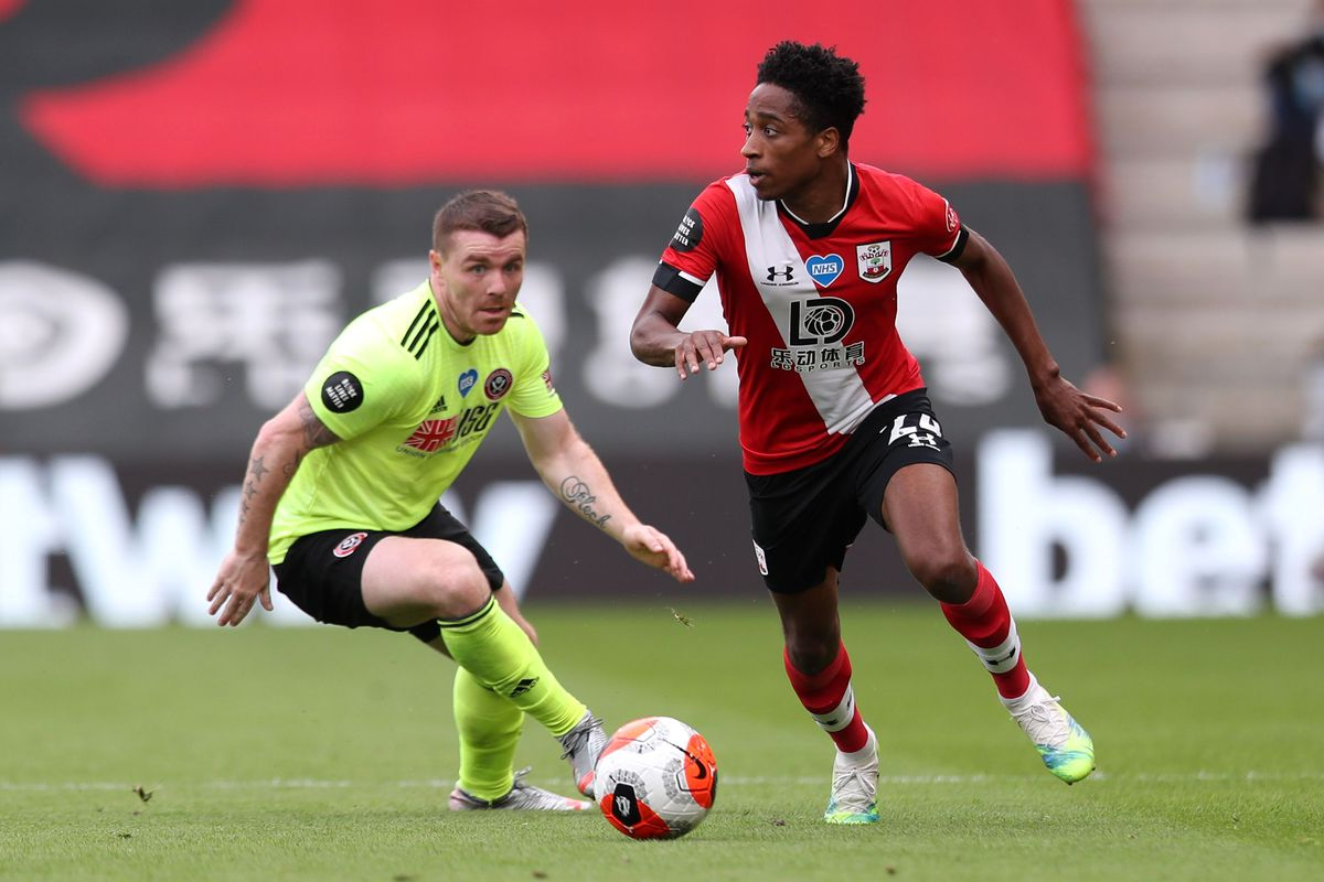 Southampton sign Kyle Walker-Peters transfer summer window Tottenham defender signing contract