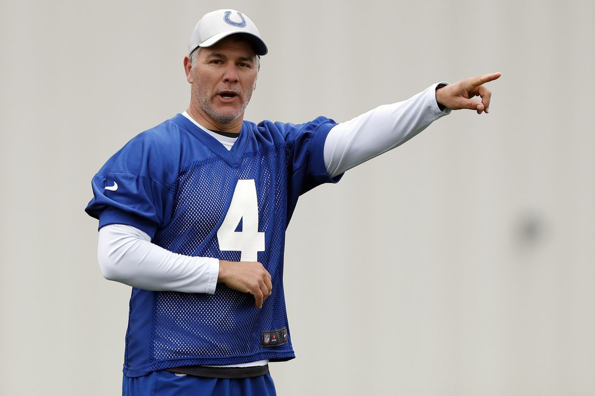 Andrew Luck Out Three More Days Of Practice Vinatieri