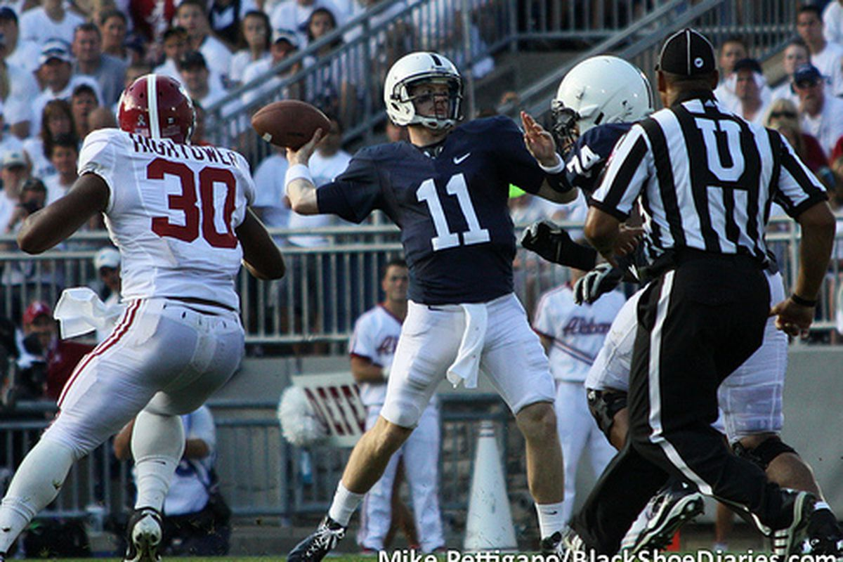 Matt McGloin isn't just another guy.  He's perhaps the best walk on tale in the storied history of Penn State football.