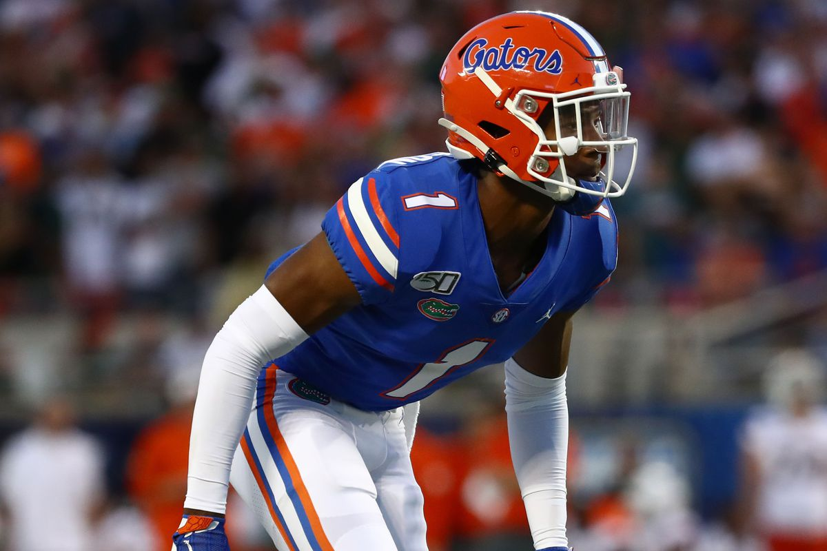 Falcons 2020 NFL Draft scouting report : C.J. Henderson - The ...