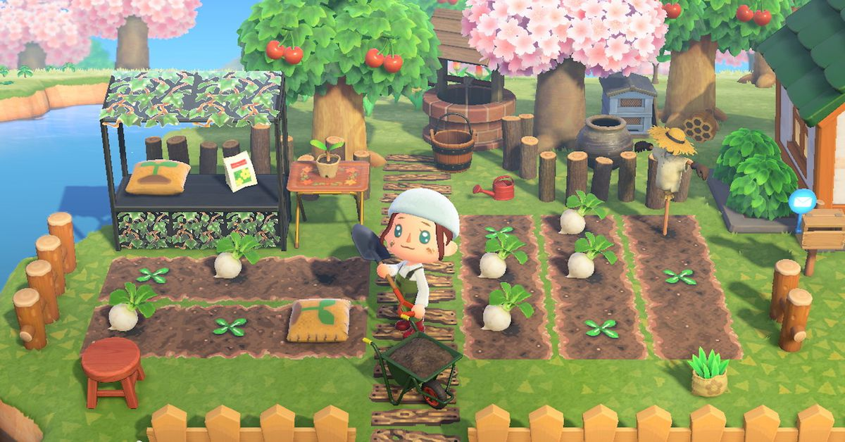 Animal Crossing: New Horizons fans make great turnip ...