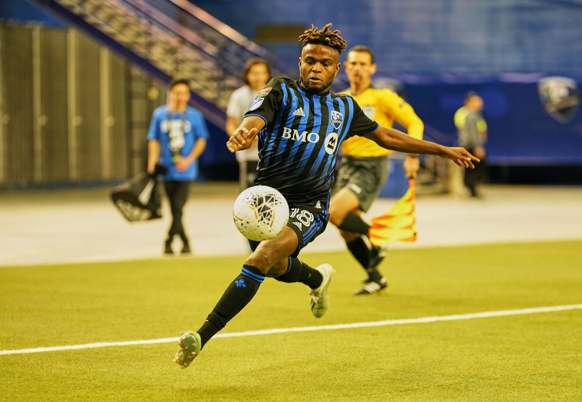 CONCACAF Champions League quarterfinal - Montreal Impact against CD Olimpia