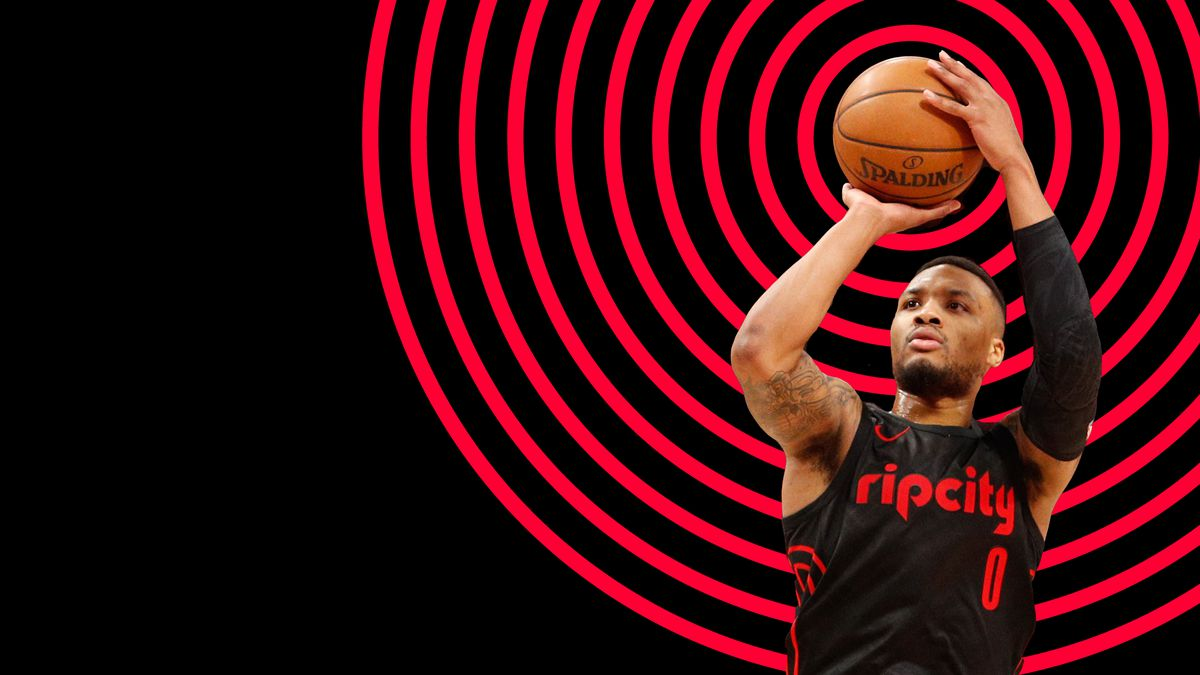 4bbb78c233c How Portland fell in love with Damian Lillard in the age of NBA super teams