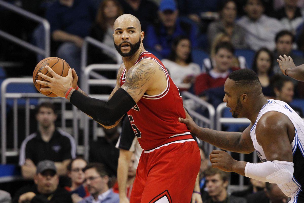 Carlos Boozer injury Bulls forward will miss game against Hawks