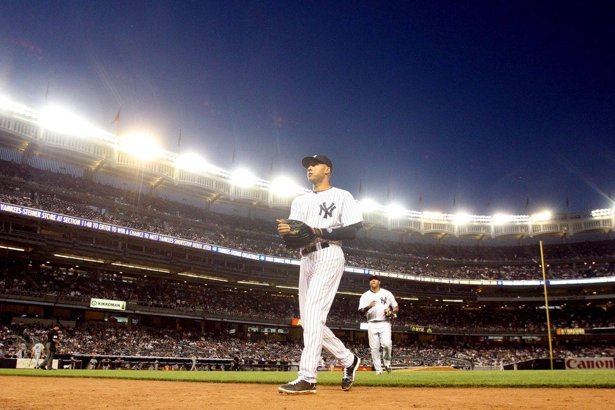 Top 40 Derek Jeter Moments In Celebration Of The Captain Turning 40