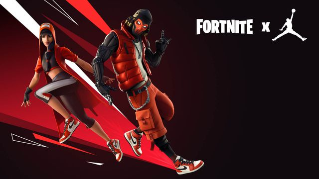 Air Jordans come to Fortnite in Nike partnership