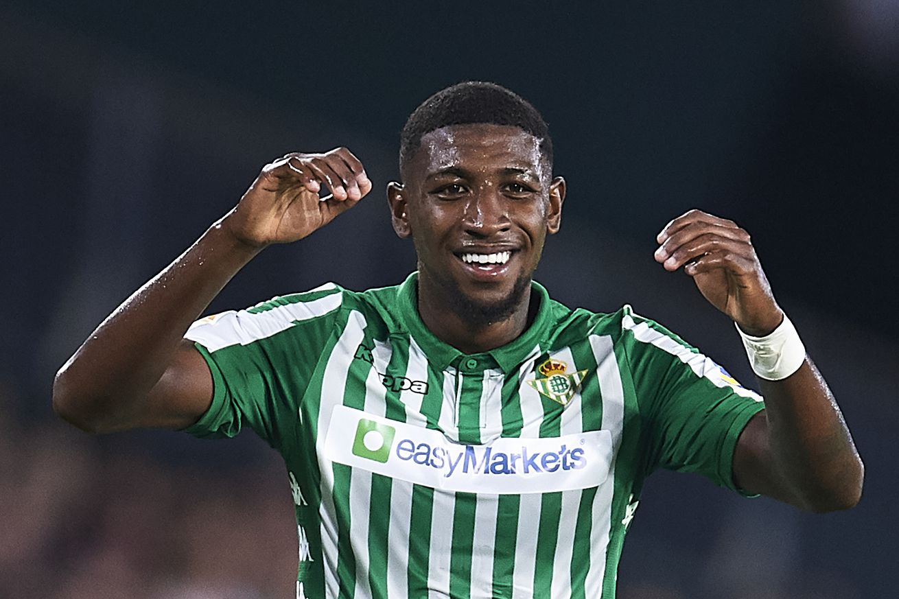 Betis chief says ?it?s impossible? for Barca to sign Emerson now