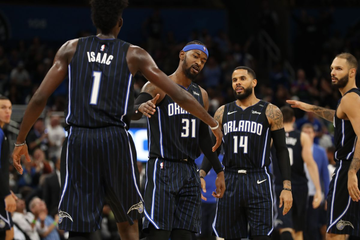 NBA New York Knicks at Orlando Magic