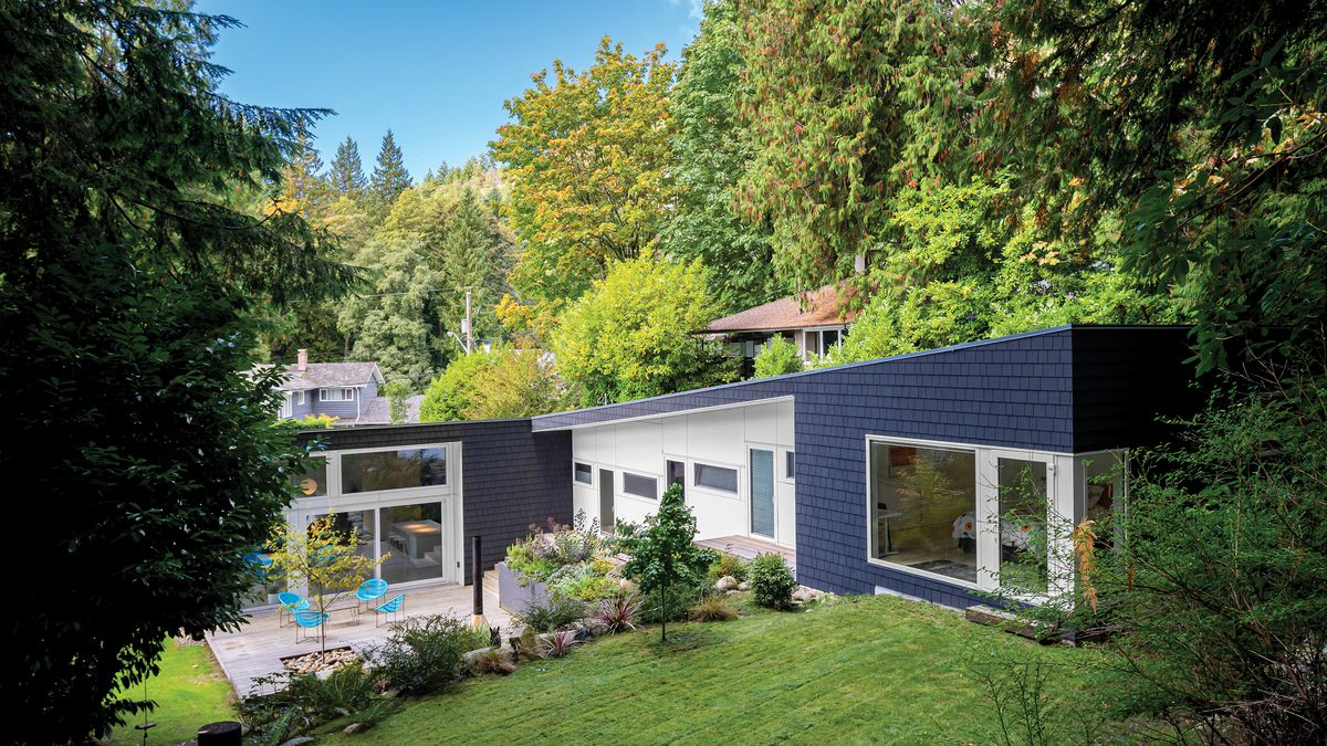 Curbed House Calls A Vancouver Home Built With Nature In