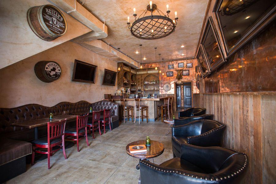 The Barrel Room, a Wild Western Whisky Den on Sunset Strip - Eater LA
