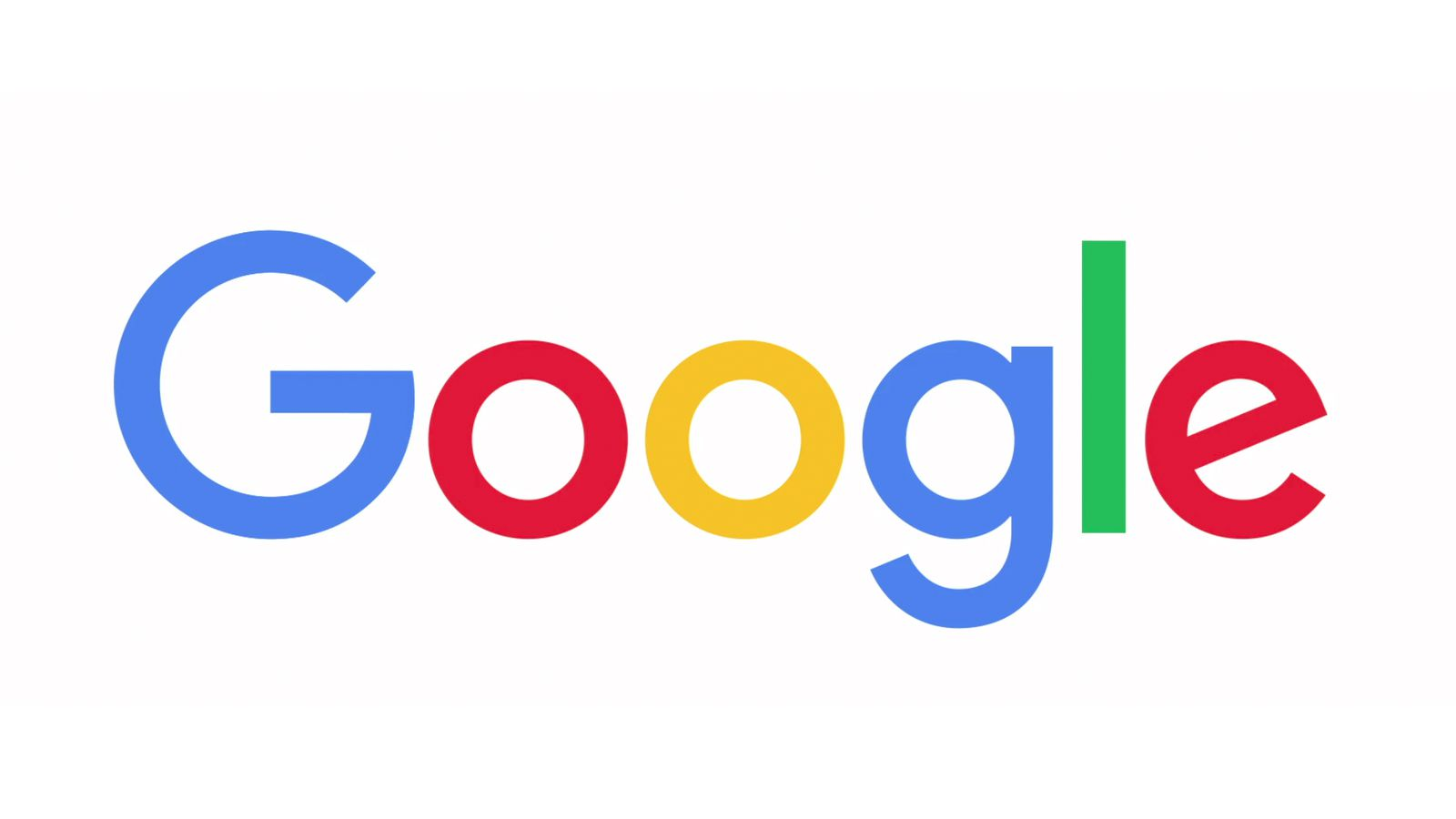 Google Has A New Logo The Verge