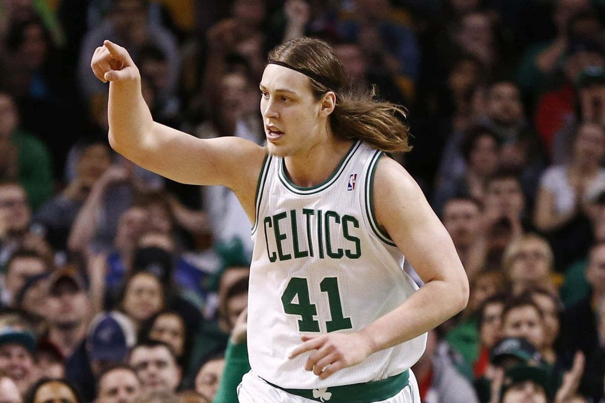 Worst hair in the NBA? Probably. Breakout candidate this year? Absolutely.