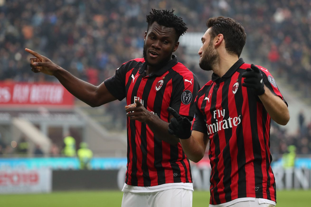 Parma v AC Milan: Matchday Thread
