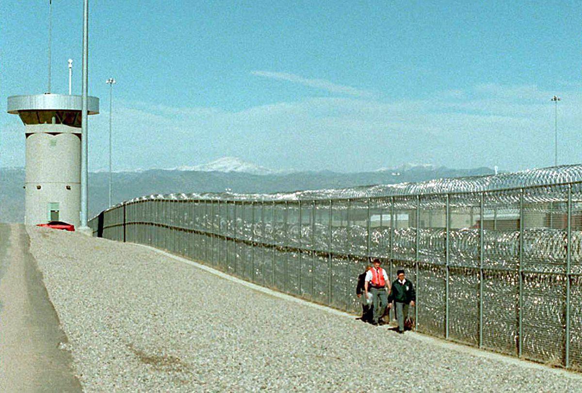 A prison in Colorado.