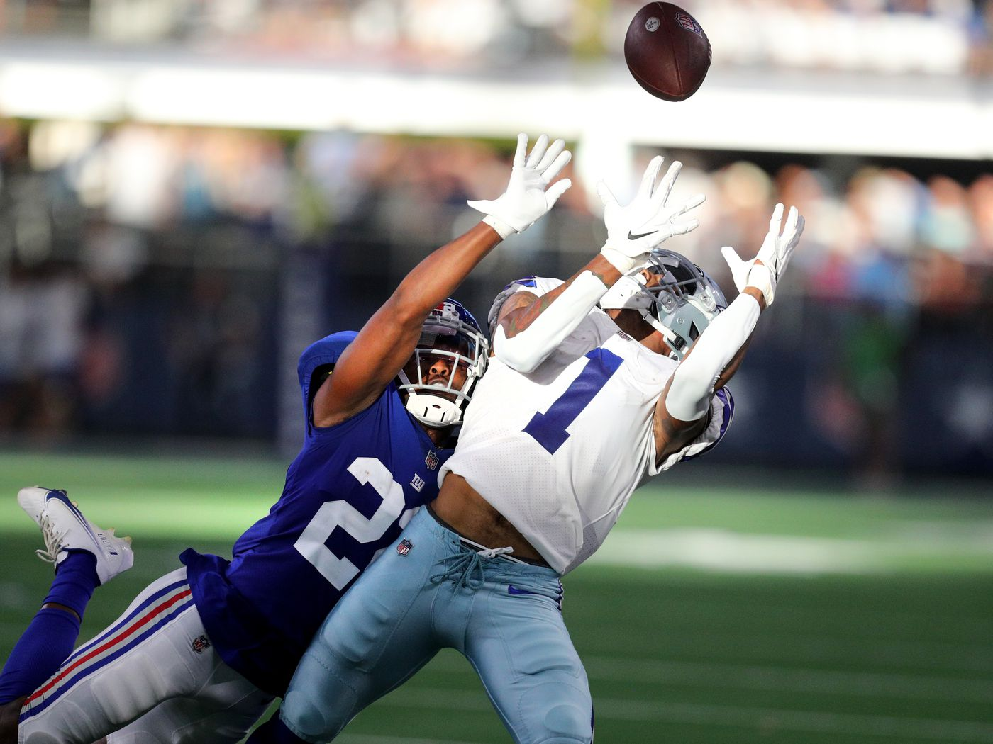 Cowboys 20, Giants 20 20 things we learned from the nightmare in ...