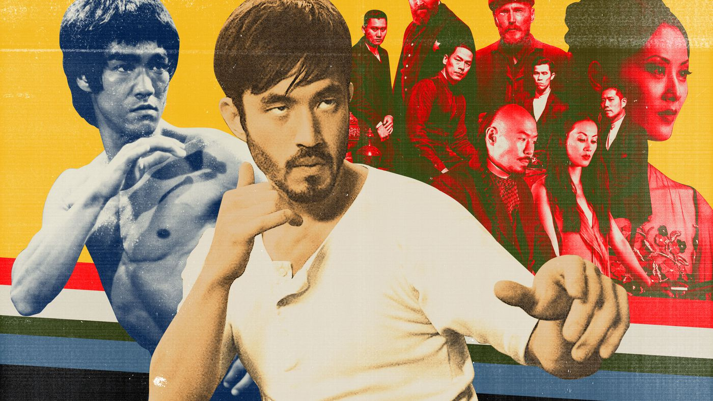 The Dream of Bruce Lee Is Alive in 'Warrior'