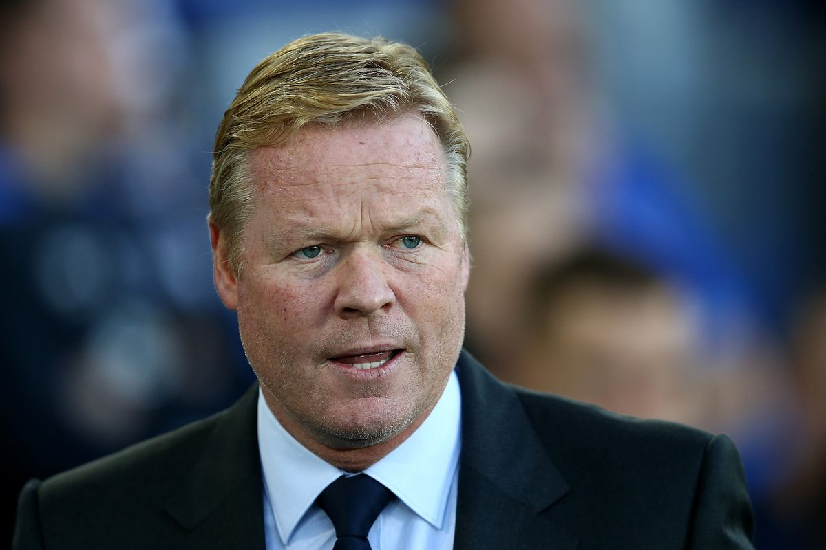 Everton boss Koeman admits 'fighting' with Lukaku over game weaknesses