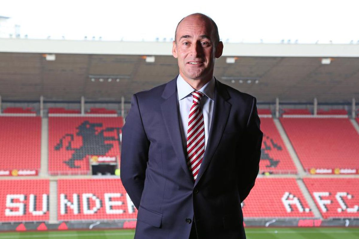 Sunderland CEO Martin Bain to hold Derek McInnes talks in USA