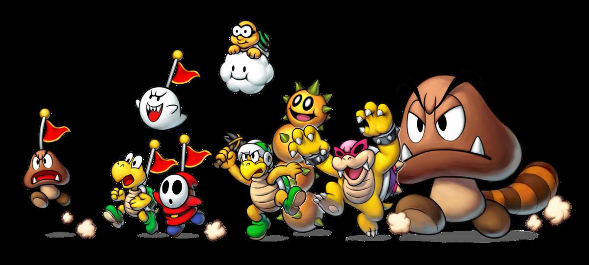 Mario Luigi Superstar Saga Bowser S Minions Review