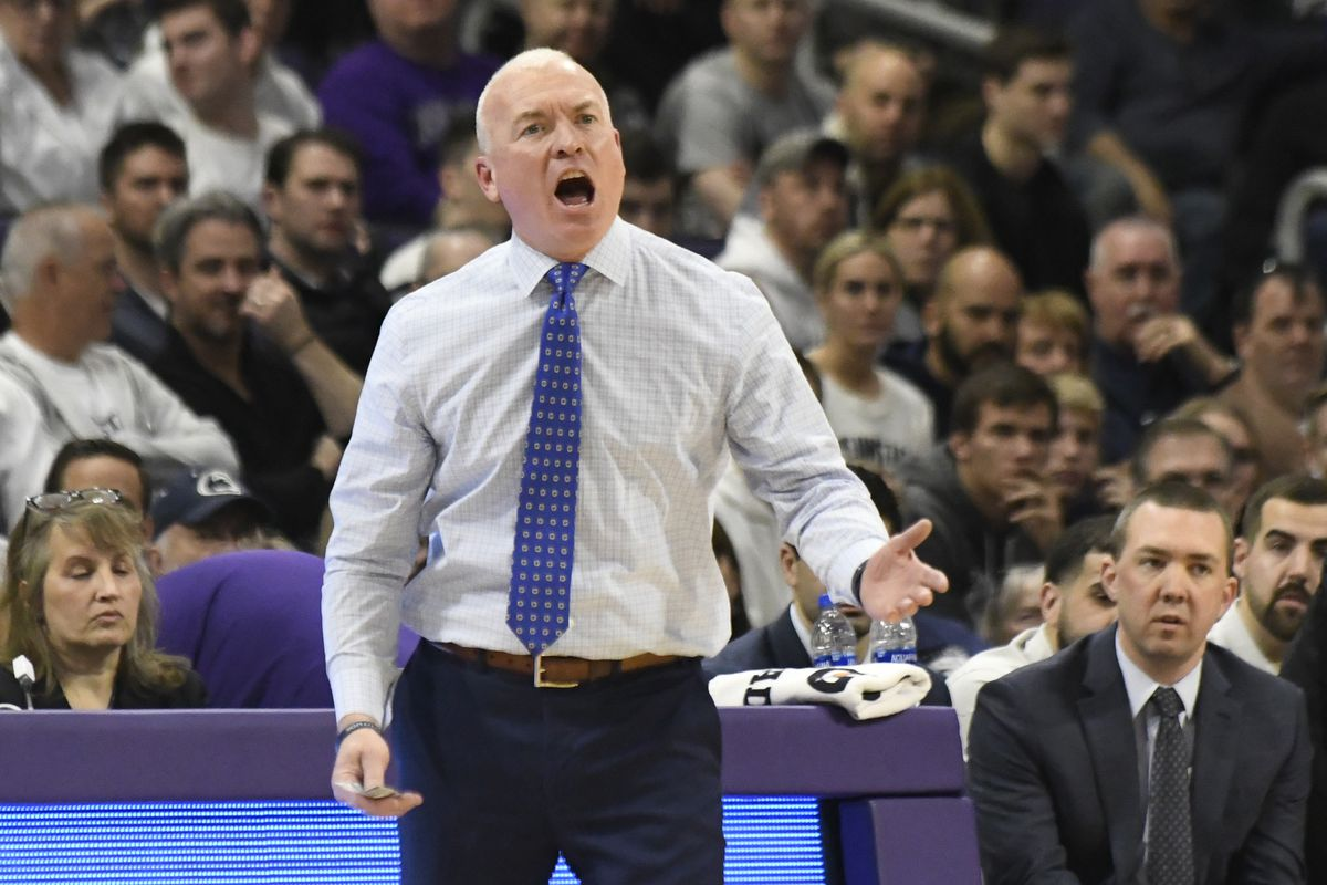 NCAA Basketball: Penn State at Northwestern
