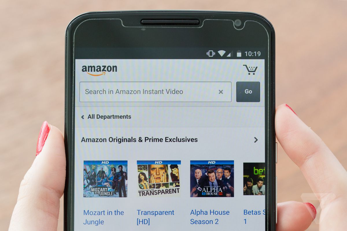 Amazon Has Been Making Real Strides In Its Attempt To Catch Up Toflix, And  Today Amazon Instant Video