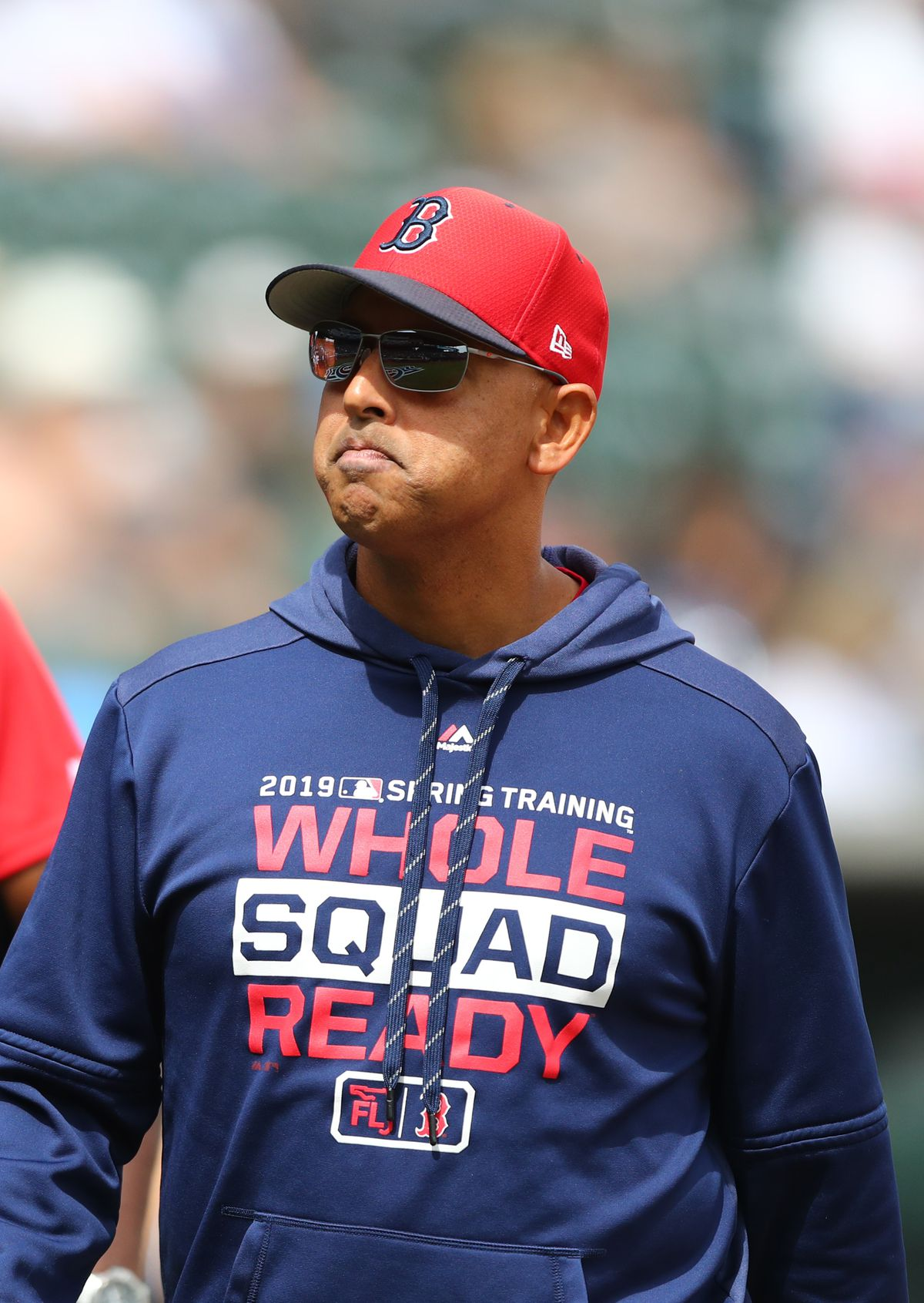 MLB: Spring Training-Boston Red Sox at Chicago Cubs