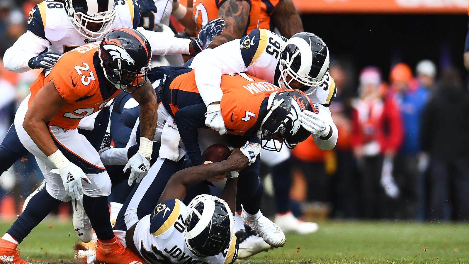 Broncos-Cardinals game thread to kick off Week 7