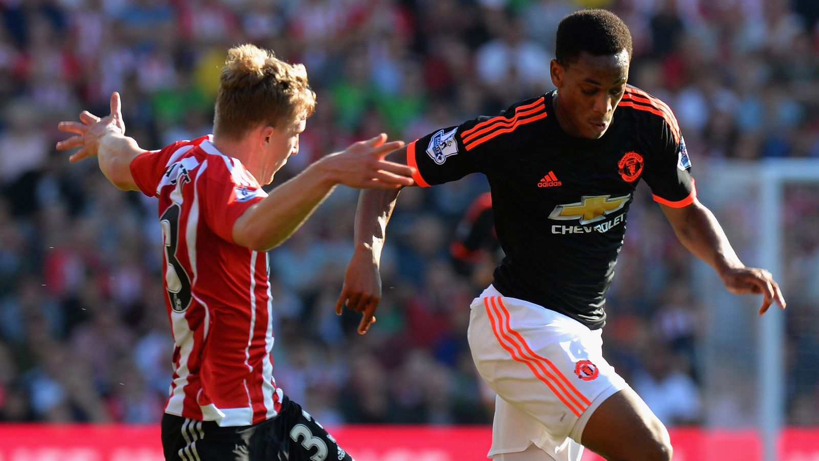 Manchester United Vs Southampton 2016 Live Stream Time