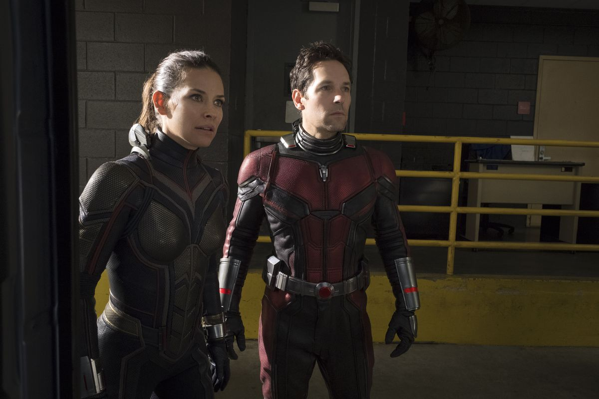 Image result for Ant-Man and the Wasp