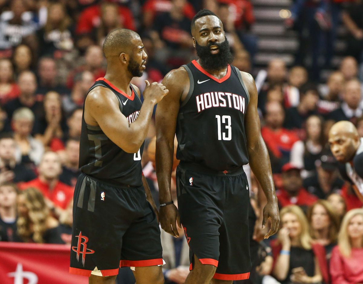 NBA: Playoffs-Minnesota Timberwolves at Houston Rockets