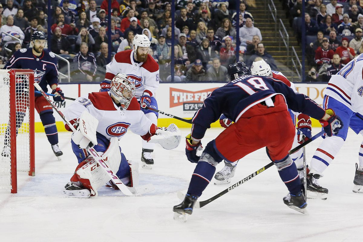 Canadiens @ Blue Jackets: Game thread, rosters, lines, and how to watch