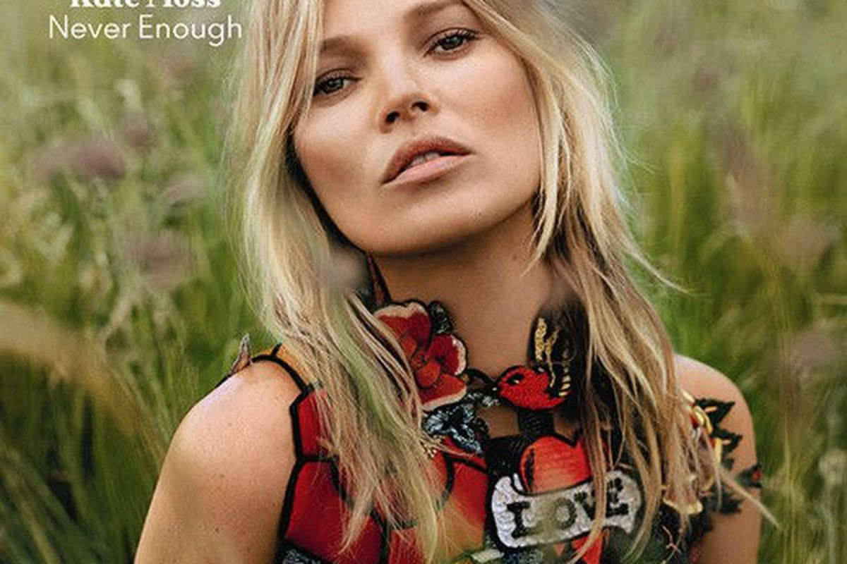 """Image <a href=""""http://www.anothermag.com/current/view/3864/Kate_Moss_Never_Enough_AnOther_Magazine_AW14"""">via</a>."""