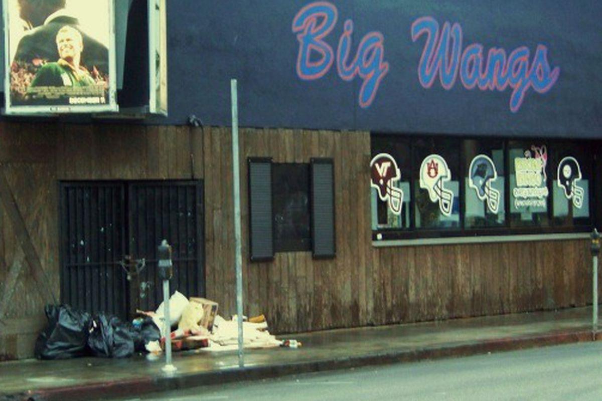 Big Wangs, Hollywood.