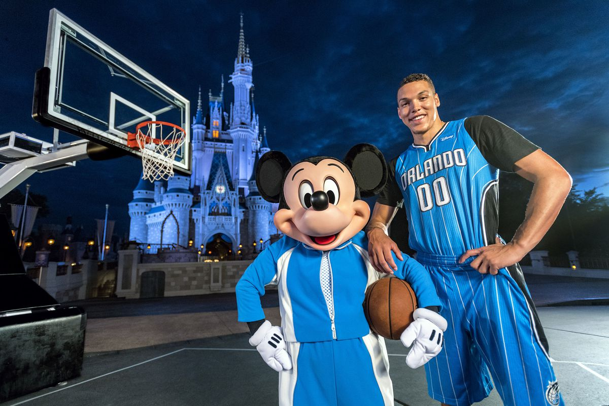huge selection of 99817 48261 Orlando Magic unveil Disney jersey patch - Orlando ...