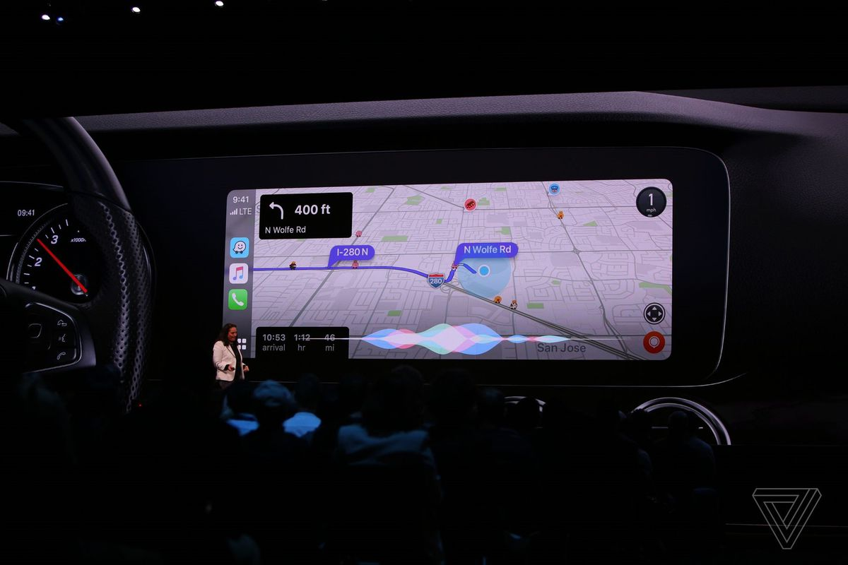 Apple Carplay Getting Design Refresh And Better Siri Support In Ios