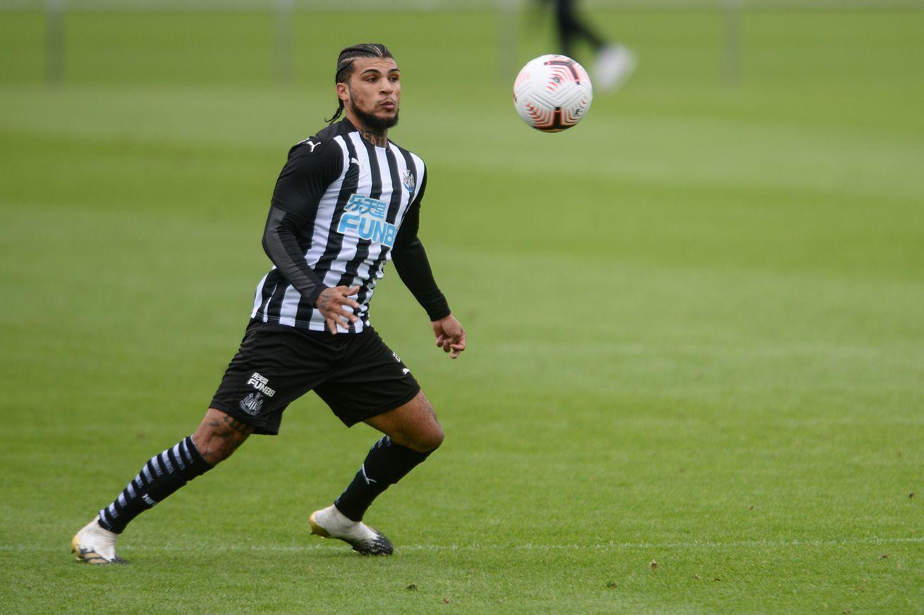 Newcastle United v Barnsley - Pre-Season Friendly