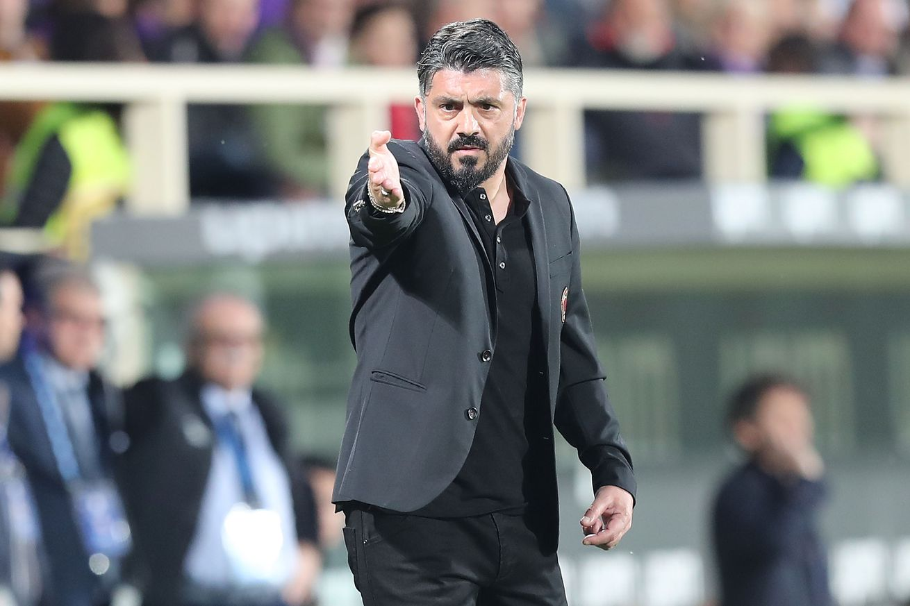 Rossoneri Round-up for 12 May: Gattuso: ?We need to continue in this way... & see what happens?