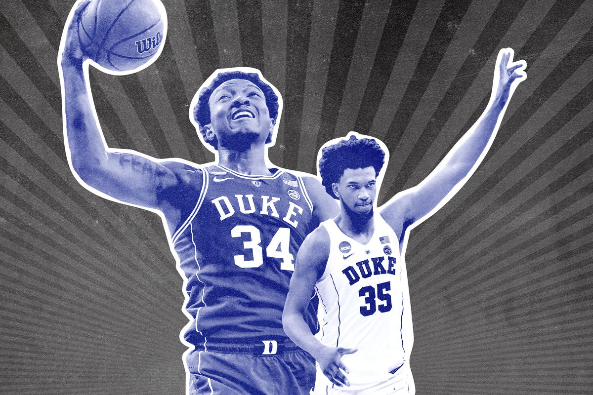 hot sale online 4c0e0 38532 The Case for Wendell Carter Jr. Over Marvin Bagley III - The ...