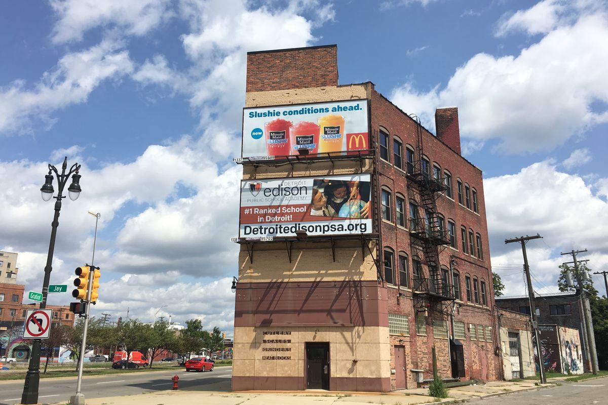 detroit candy co. building