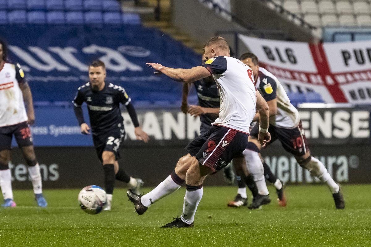 Bolton Wanderers v Southend United - Sky Bet League Two