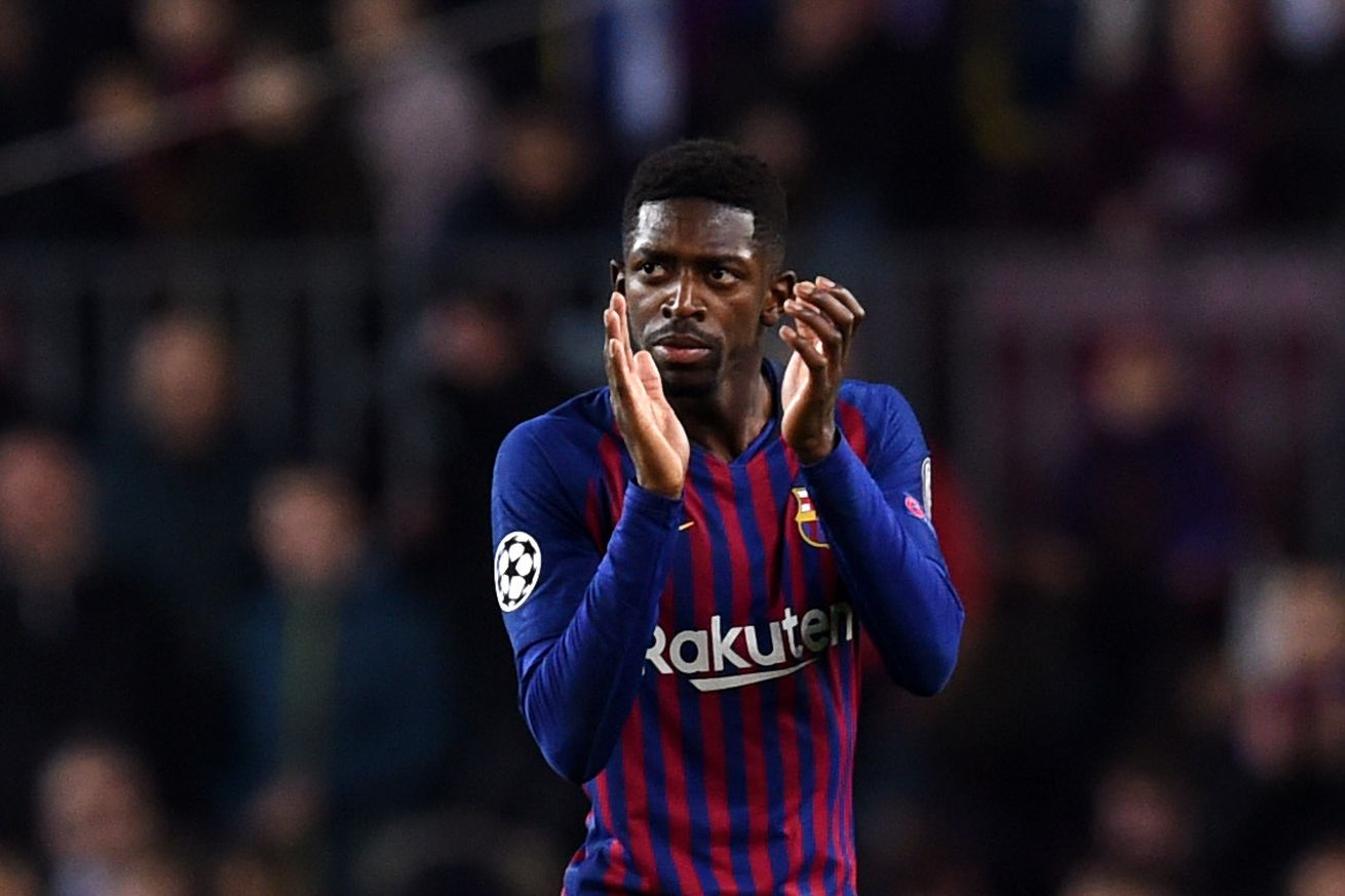 Do Dembele?s punctuality issues matter if he keeps scoring goals""