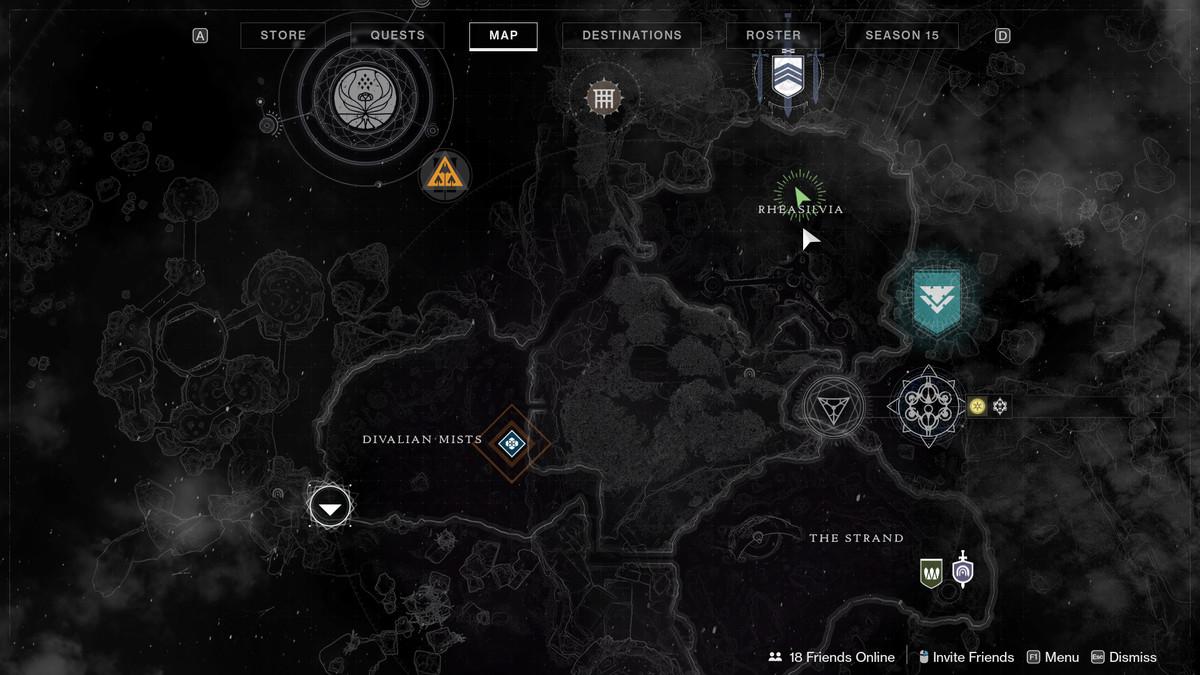 Rheasilvia Atlas Skews